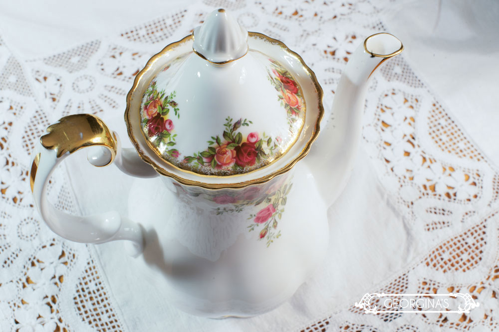 Teapot Royal Albert